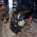 Foto: Dopravní nehoda v Kladně