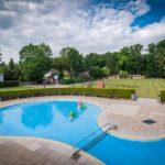 Bažantnice Kladno - velký bazén