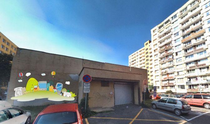 Kladno streetart workshop