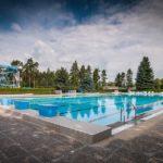 Sletiště Kladno - velký bazén