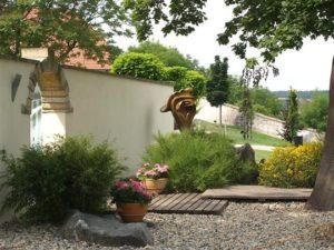 Zámecká zhrada Kladno medvědárium