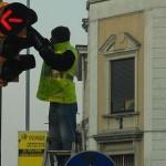 Kladno vypne 1. dubna semafor a nebude to aprílový žert